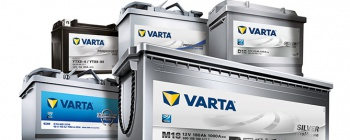 Varta Batteries via Manbat have launched new battery